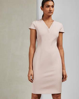 5f8244aad1ed5e Ted Baker V Neck Dresses - ShopStyle UK