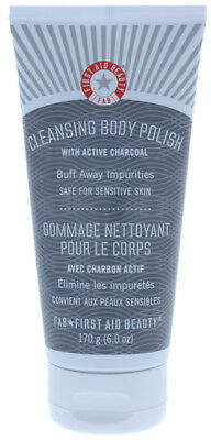 First Aid Beauty Cleansing Body Polish With Active Charcoal 177.0 ml Skincare