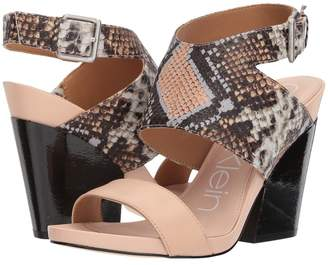 Calvin Klein Emmett High Heels