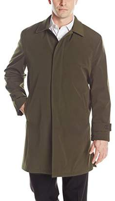 Hart Schaffner Marx Men's Hartsdale All Weather Raincoat