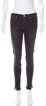 Calvin Klein Jeans Mid-Rise Skinny Jeans Mid-Rise Skinny Jeans