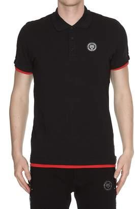 Philipp Plein Tiger Run Polo Shirt