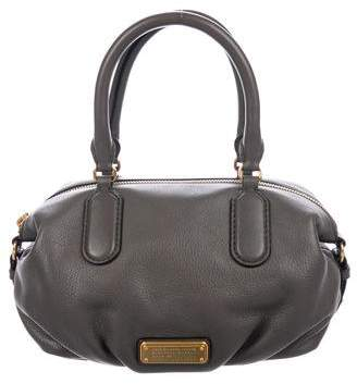 Marc by Marc Jacobs Leather Zip Satchel