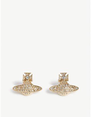 Vivienne Westwood Minnie Orb stud earrings