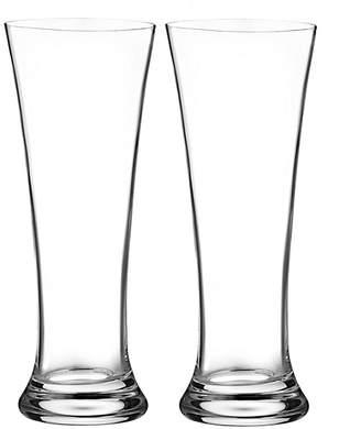 Waterford Elegance Pilsner Glass, Set of 2