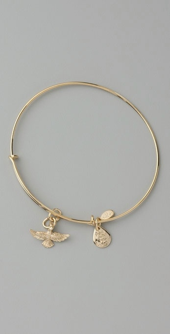 Alex And Ani Eagle Expandable Bangle