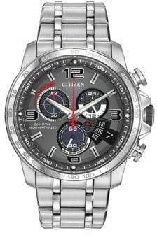 Citizen Mens Eco Drive Chronograph Watch