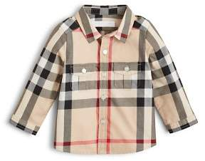 Burberry Boys' Trent Shirt - Baby