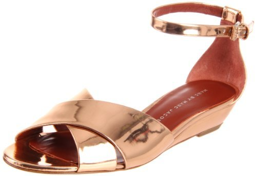 Marc by Marc Jacobs Women's 625336/4 Wedge Sandal