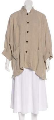eskandar Linen Casual Jacket