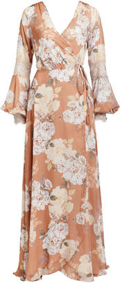 We Are Kindred Nellie Wrap Dress