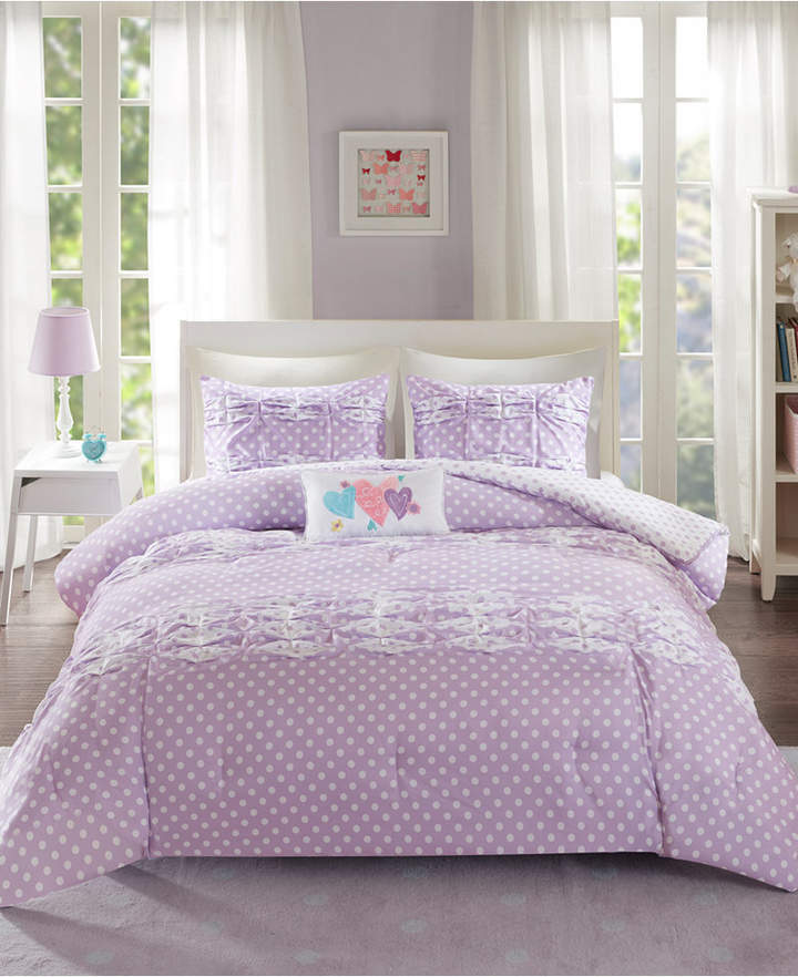 Mi Zone Kids Lana 4-Pc. Full/Queen Comforter Set Bedding