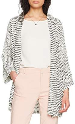 New Look Women's 5590580 Cardigan, (White Pattern 19), (Size:52)