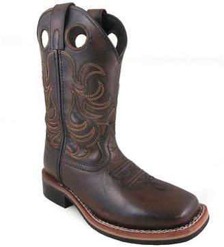 SMOKY MOUNTAIN Smoky Mountain Kid's Landry Leather Cowboy Boot