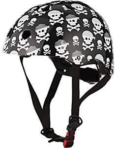 Kiddimoto Skullz Helmet - Black