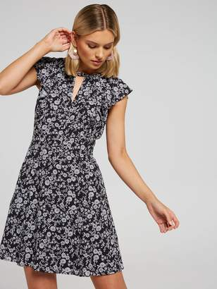 Portmans Australia Bianca Button Soft Dress