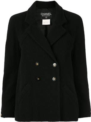 Chanel Pre-Owned 1995 long-sleeve jacket