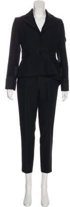 Christian Dior 2016 Wool Pantsuit
