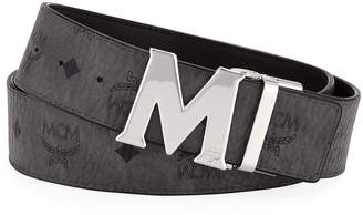 MCM Men's Claus Reversible Visetos Belt