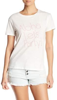 Billabong Aloha Party Graphic Tee