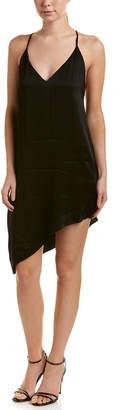 Dolce Vita Asymmetrical Shift Dress