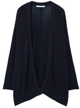 Violeta BY MANGO Dolman sleeve cardigan