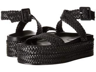 Sonia Rykiel Ankle Wrap Platform Sandal Women's Sandals