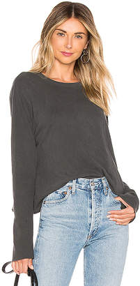 The Great The Long Sleeve Crop Tee