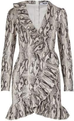 MSGM Abito dress
