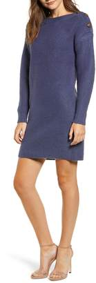 CHRISELLE LIM COLLECTION Chriselle Lim Sawyer Sweater Dress