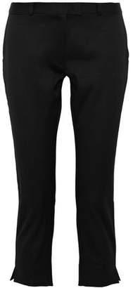 Joseph Cropped Cotton-Blend Slim-Leg Pants