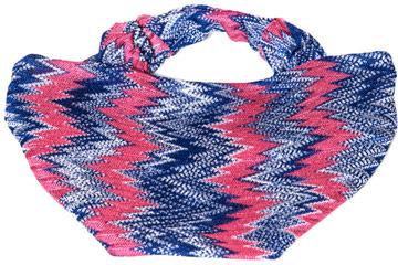 Missoni Mare Chevron knit headband