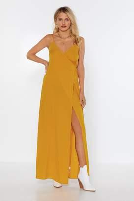04d337e74a3 Nasty Gal Cami Help You Maxi Dress