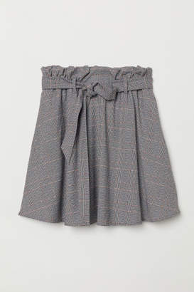 H&M Circle Skirt - Gray