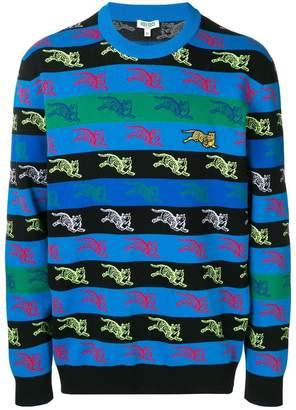 0edfb444 Kenzo Blue Knitwear For Men - ShopStyle UK