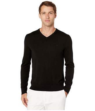 Calvin Klein Merino V-Neck Sweater 12