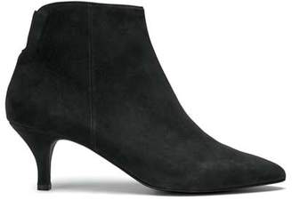 Mint Velvet Tommie Black Ankle Boot