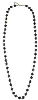 Christian Dior Resin Bead Necklace