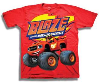 BLAZE AND THE MONSTER MACHINES Boys' Juvy Short Sleeve Graphic Tee T-Shirt