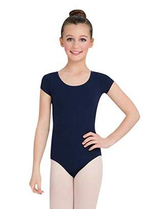 Capezio Youth Short Sleeve Leotard