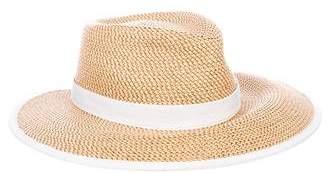 Eric Javits Woven Straw Hat