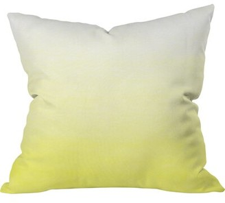 Deny Designs Ombre Outdoor Throw Pillow (Set of 2