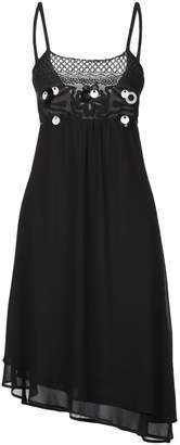 SONIA FORTUNA Knee-length dresses - Item 34925350PJ