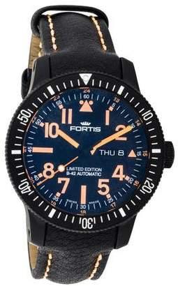 Fortis B-42 Black Mars 500 Watch