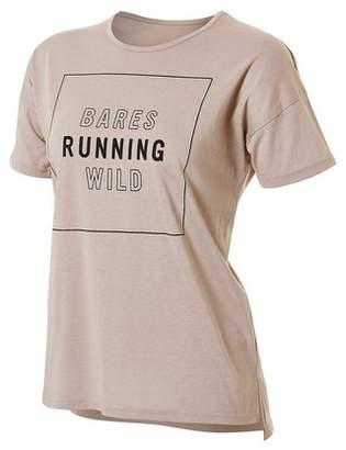 Running Bare Women's What A Racquet Tee
