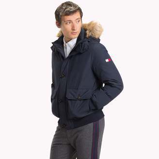 Tommy Hilfiger Hooded Down Bomber