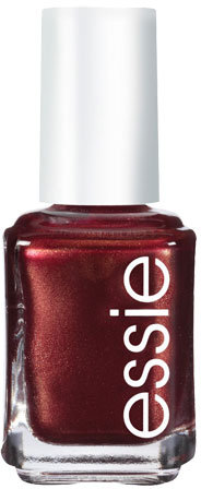 Essie Nail Color Wrapped in Rubies