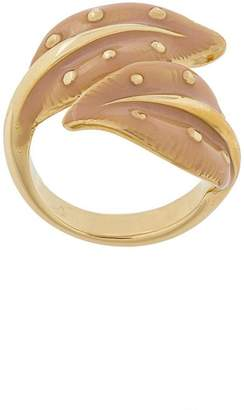 Chloé Sloan Leaf ring