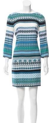 Diane von Furstenberg New Avery Printed Dress