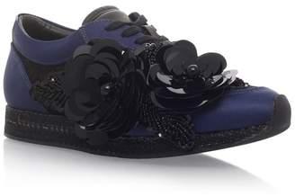 Kurt Geiger London Langham Corsage Sneakers